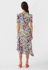Stradivarius - VOLANT - Day dress - multi-coloured - 2