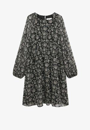 MAURA - Vapaa-ajan mekko - noir