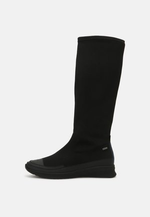LEVEL UP - Vysoká obuv - schwarz