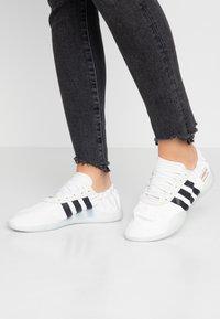adidas Originals - TAEKWONDO TEAM - Sneakers - crystal white/core black/footwear white - 0