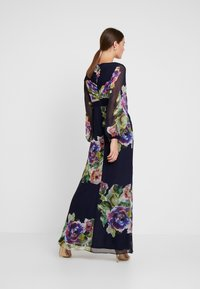 Adrianna Papell - FLORAL PRINTED GOWN - Vestido de fiesta - navy multi - 3