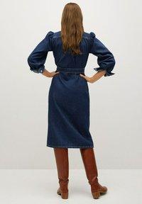 Mango - AVENIR-A - Denim dress - dunkelblau - 1