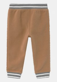GAP - COZY  - Tracksuit bottoms - holiday cocoa - 1