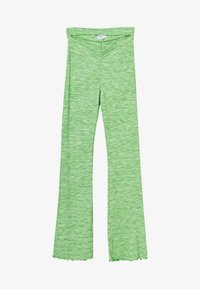 Bershka - Leggings - Trousers - green - 4