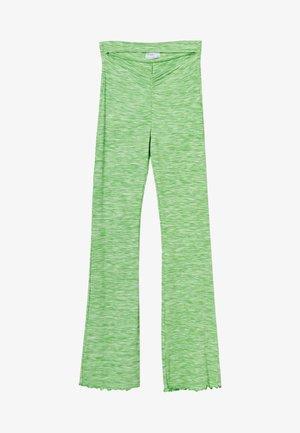 Legginsy - green