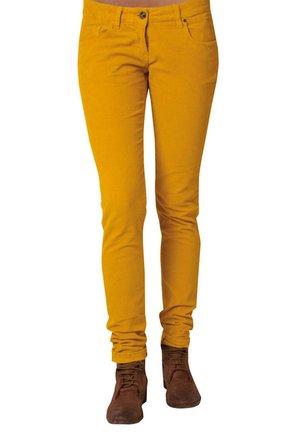 Pantaloni - ocra