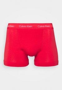 Calvin Klein Underwear - TRUNK 3 PACK - Underkläder - pink - 3