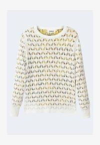 Desigual - LOUIS  - Sweatshirt - white - 3