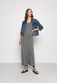 Vero Moda - Maxi dress - medium grey melange - 1