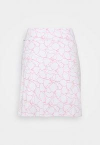 Calvin Klein Golf - SAMARA SKORT - Sports skirt - white - 7