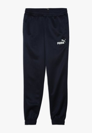 LOGO PANTS - Trainingsbroek - peacoat