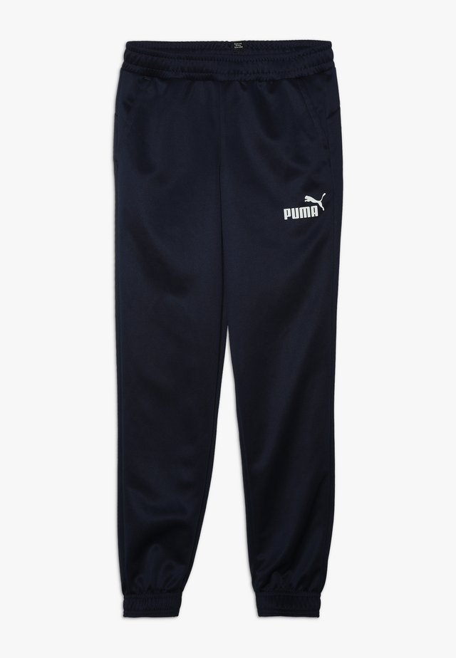 LOGO PANTS - Pantalon de survêtement - peacoat