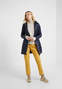 Save the duck - IRIS - Winter coat - blue black - 1