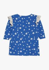 Noé & Zoë - RUFFLE DRESS - Jersey dress - blue - 1