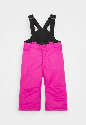 SKI PANTS - Snow pants - rose violet