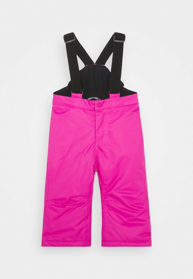 SKI PANTS - Snow pants - rose violet