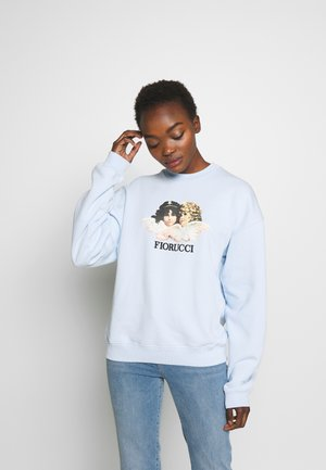 VINTAGE ANGELS - Sweatshirt - pale blue