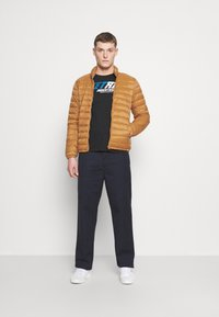 Teddy Smith - BLIGHT - Light jacket - orange topaze - 1
