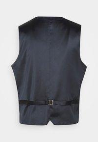 Scotch & Soda - CLASSIC YARN-DYED STRUCTURED - Waistcoat - combo - 1