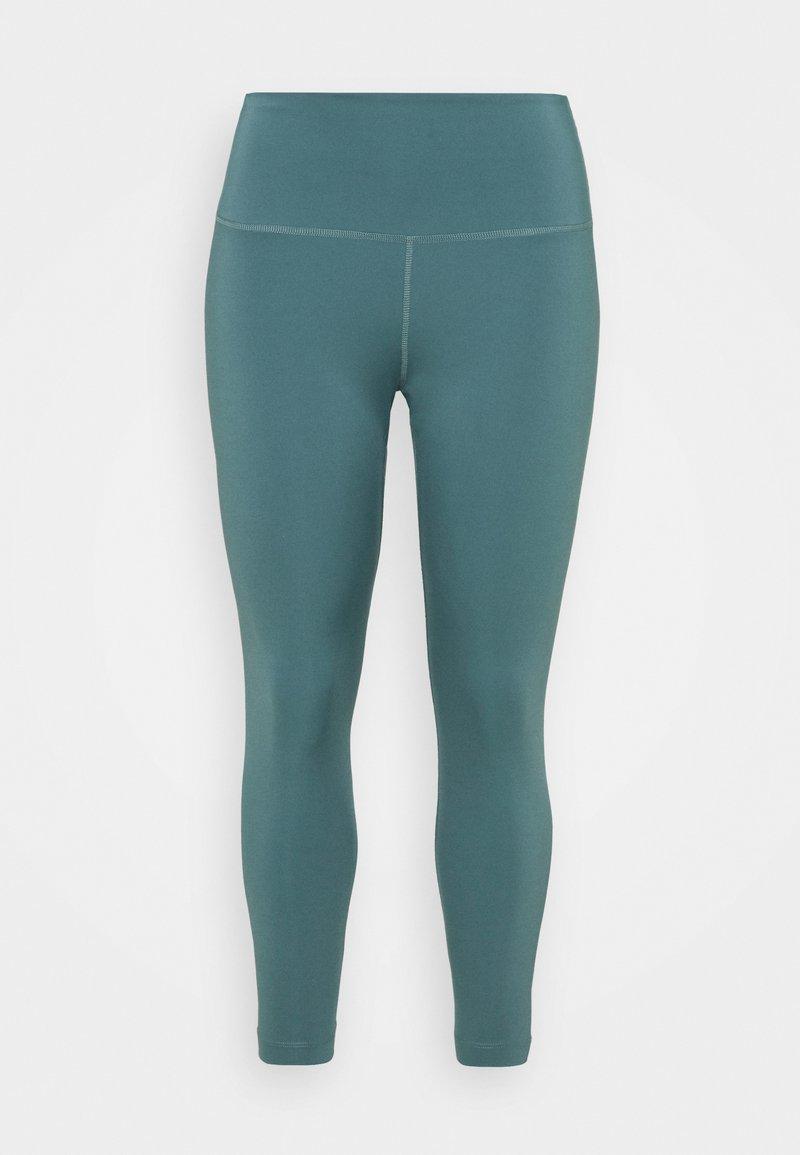 Nike Performance - THE YOGA 7/8 PLUS - Collant - hasta/dark teal green