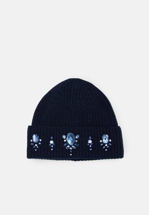 Čepice - navy blue
