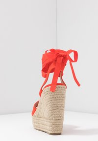 RAID - MARGARET - Sandály na vysokém podpatku - orange - 5