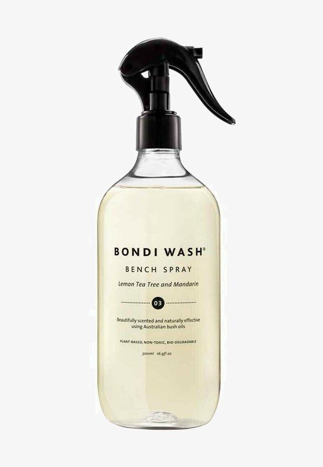 BONDI WASH RAUMSPRAY BENCH SPRAY LEMON TEA TREE & MANDARIN - Liquid soap - -