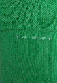 camano - 4 PACK - Socken - grass/black - 1
