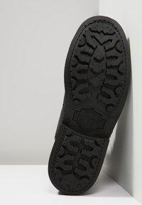 Harley Davidson - DARNEL - Cowboy/biker ankle boot - black - 4