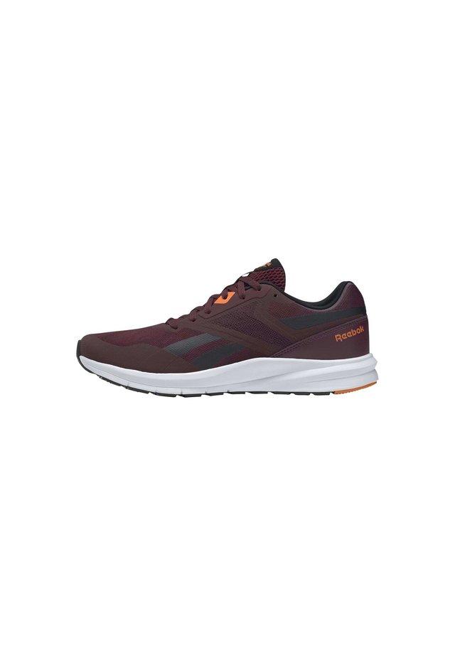 REEBOK RUNNER 4.0 SHOES - Zapatillas de running neutras - burgundy