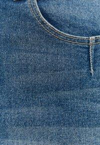 TALLY WEiJL - Denim skirt - dark blue - 5
