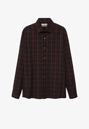 CABU - Shirt - bordeaux