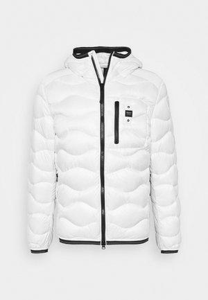 GIUBBINI CORTI IMBOTTITO - Gewatteerde jas - white