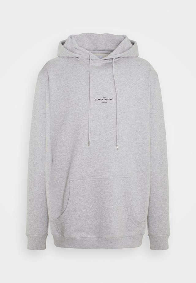 HOOTED - Sweatshirt - grey melange
