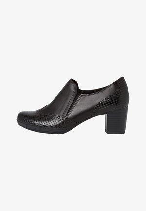 SLIPPER - Klasické lodičky - black ant.comb