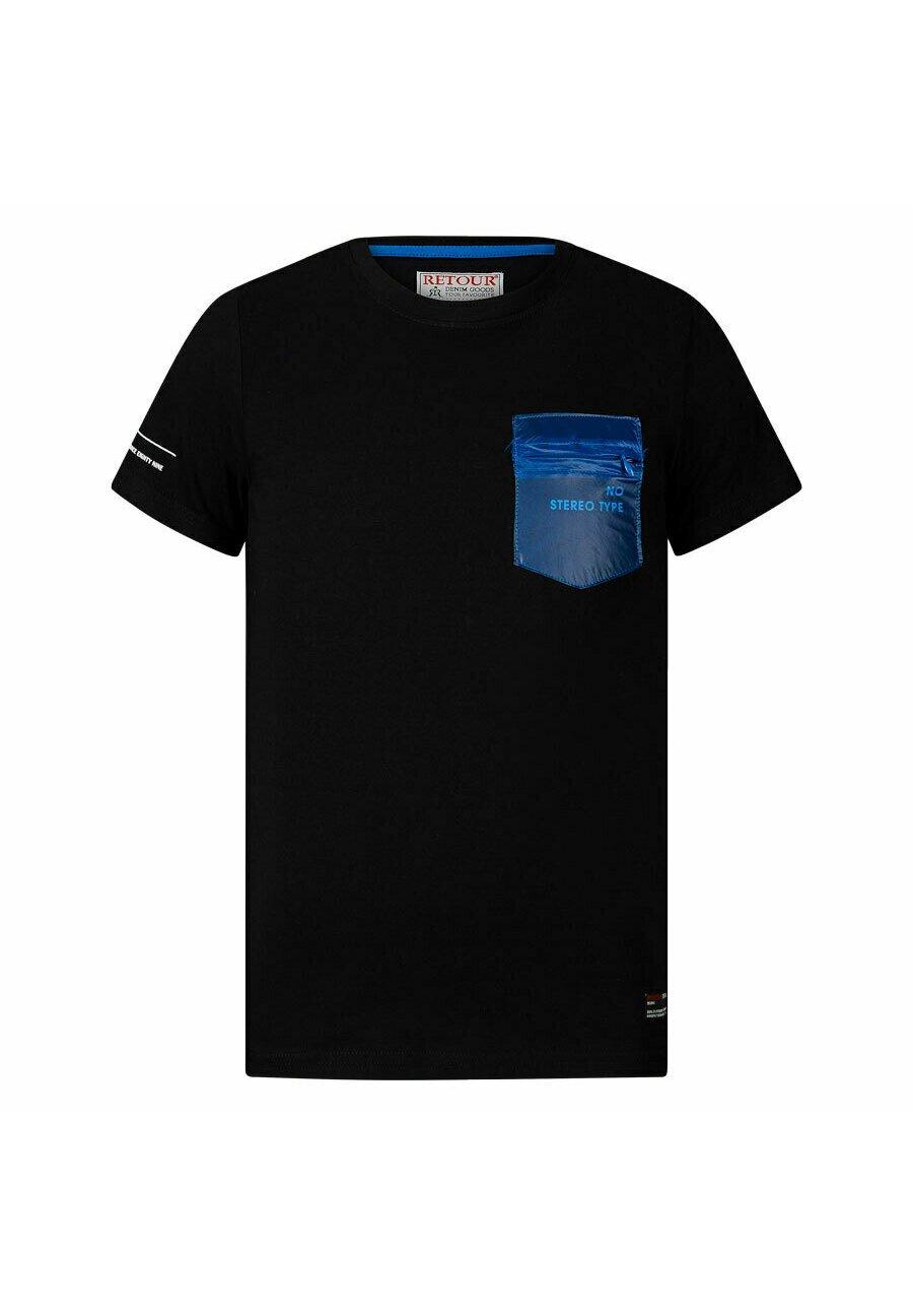 Kinder JOSH - T-Shirt print