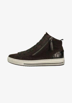 Sneakersy niskie - dk grey