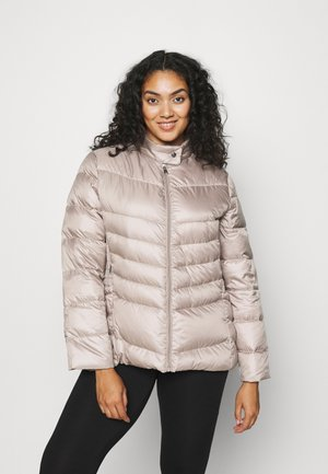 MOTO FILL JACKET - Down jacket - luxe chino