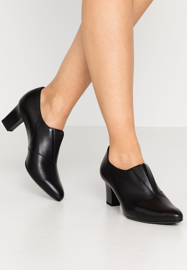 MIAKA - Boots à talons - schwarz
