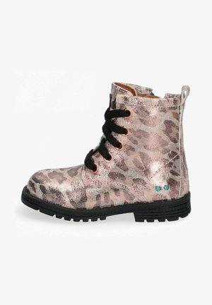 JR THIJS TROTS  - Veterboots - roze