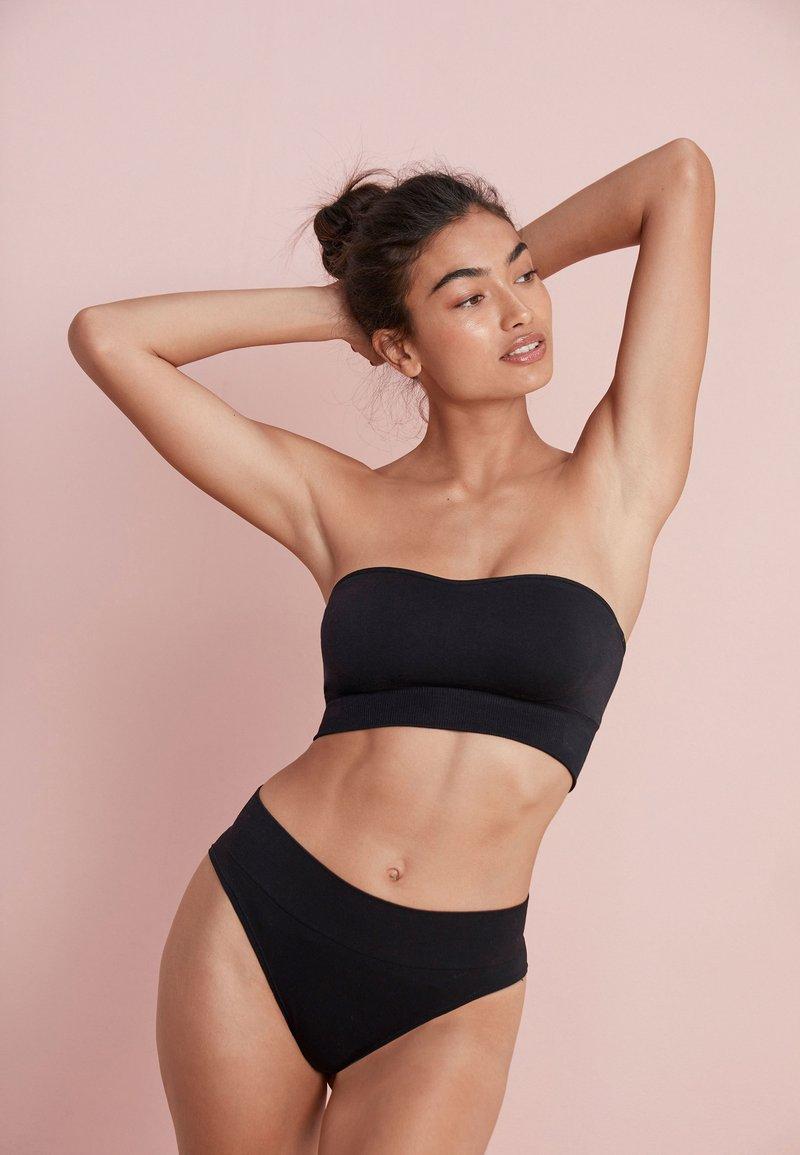 Next - Multiway / Strapless bra - black