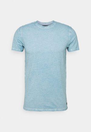 CLAYTON - T-shirt basique - blue wave