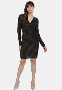 myMo at night - Cocktail dress / Party dress - schwarz multicolor - 1