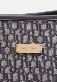 River Island - Tote bag - grey - 3