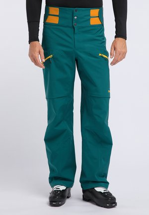 CREEK - Pantalon de ski - petrol blue