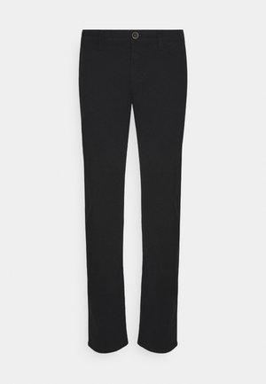 STRUCTURE - Chinos - black