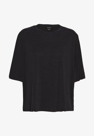 DORA - Camiseta básica - black