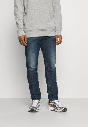 SLIM SELVEDGE - Jeans slim fit - blue denim