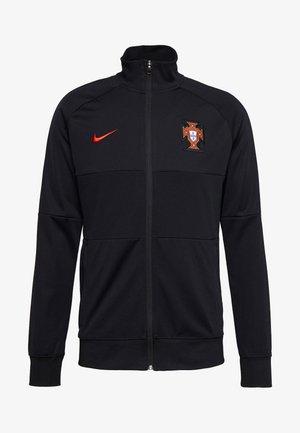 PORTUGAL FPF - Equipación de selecciones - black/sport red