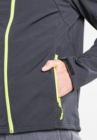Icepeak - BIGGS - Soft shell jacket - grau - 3